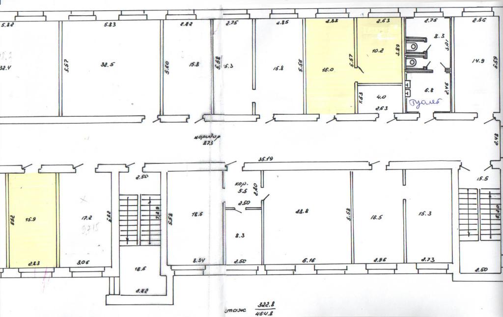 план 3-его этажа1+
